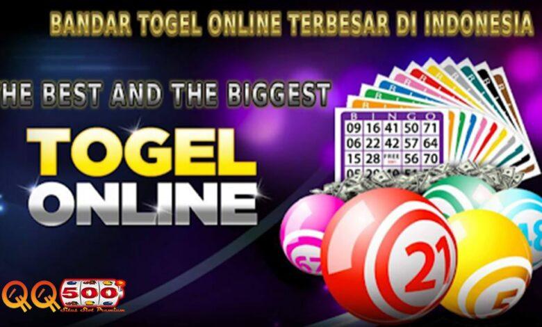 QQkini Agen Togel Online