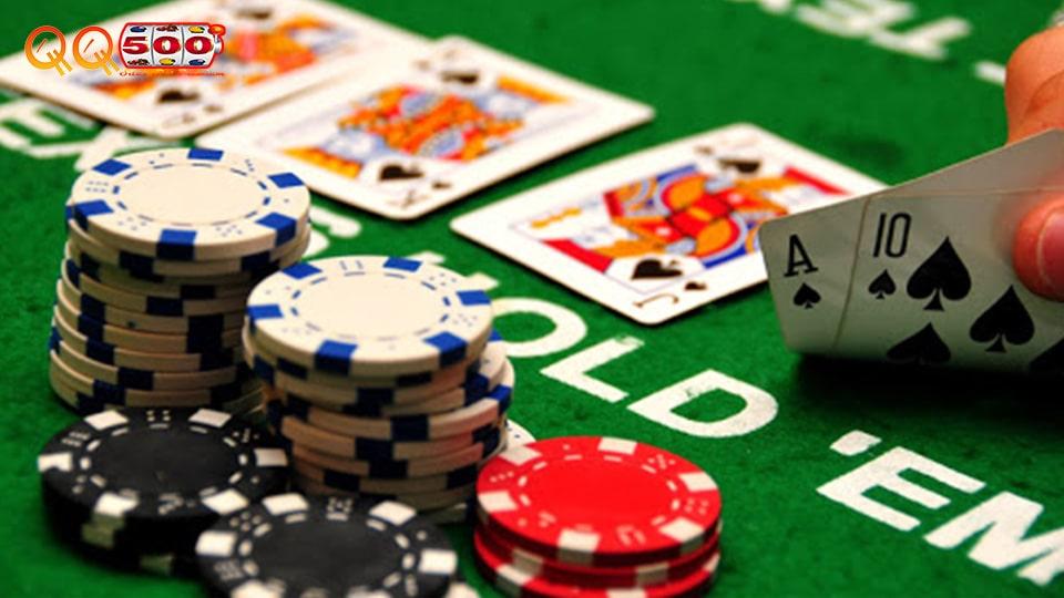 QQkini Situs Poker Online Terbesar