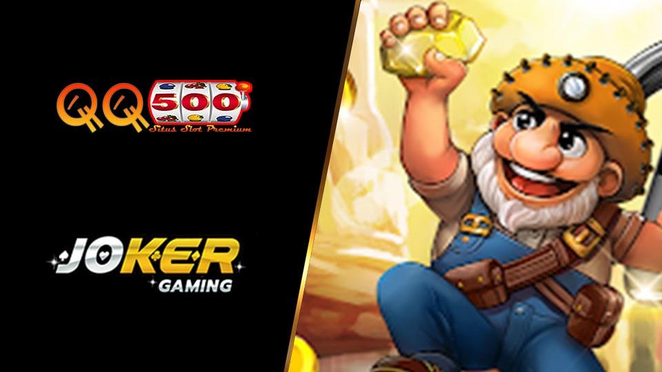Judi Slot Joker Gaming QQkini