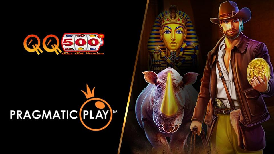 Judi Slot Pragmatic Play QQkini