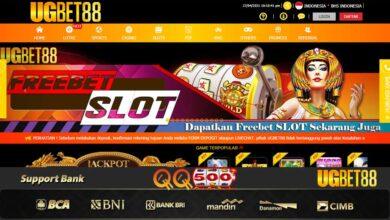 UGBET88 - Situs Daftar Judi Slot Online Resmi
