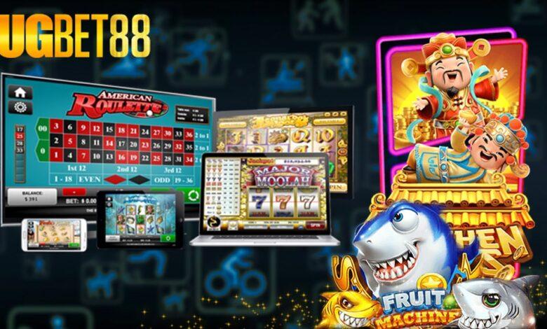 UGBET88 Situs Judi Slot Online Terbaru