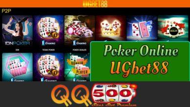 poker online ugbet88
