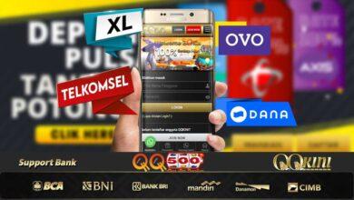 QQkini Situs Judi Slot Online Deposit Pulsa