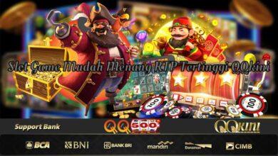 Slot Game Mudah Menang RTP Tertinggi QQkini